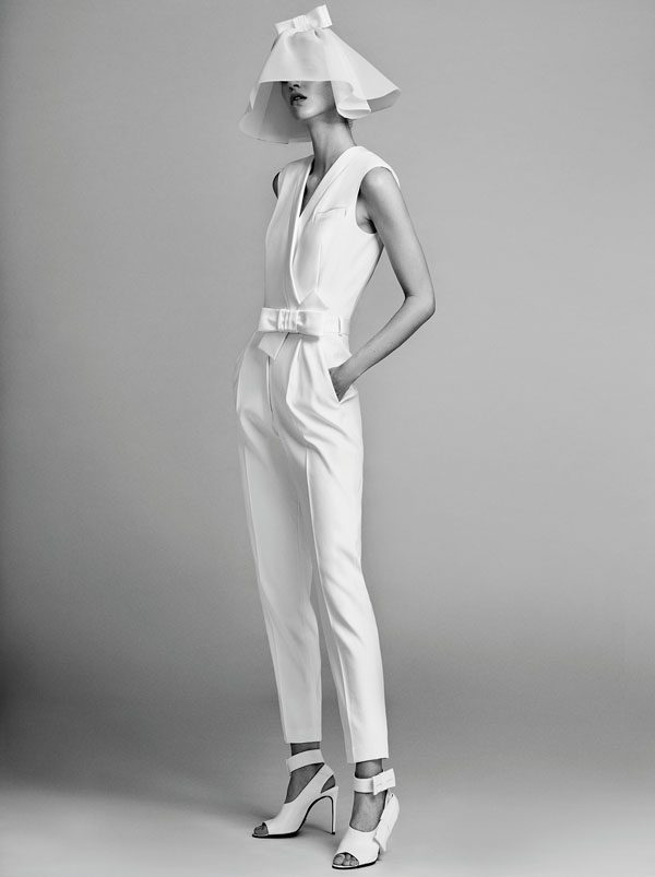 victor&rolf wedding jumpsuit