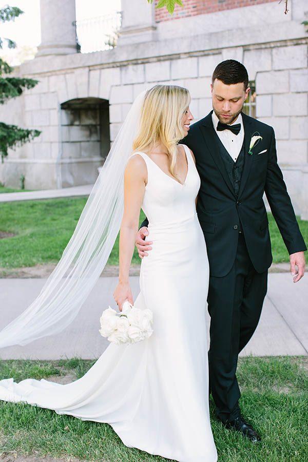 Real wedding: Andrea + Matt 7