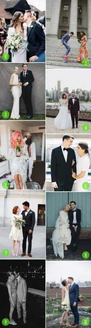 top 10: cool couples