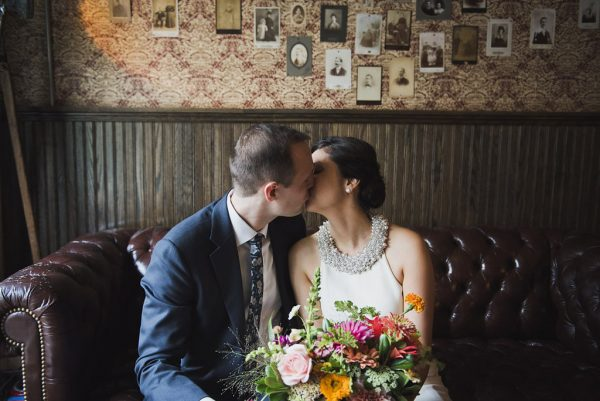 Real wedding: Dina + Thomas 6