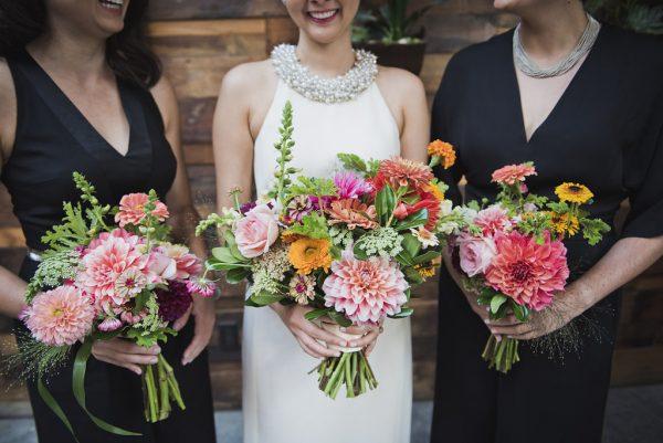 bright bouquets