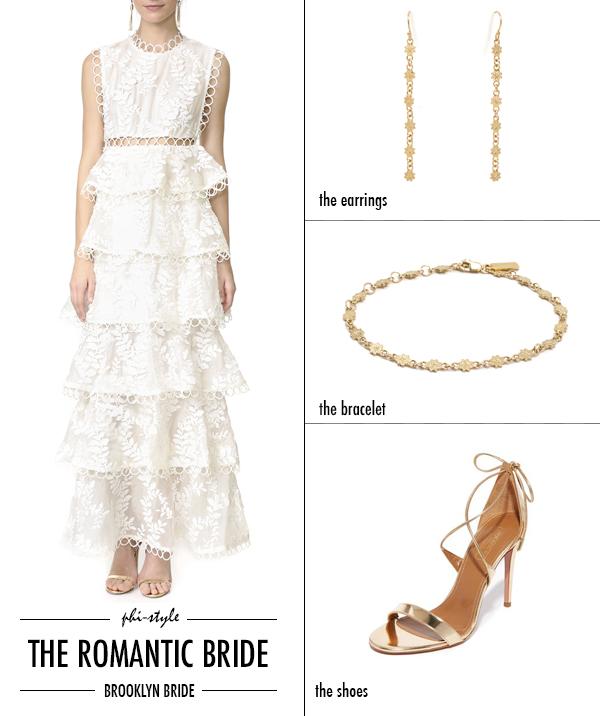 Phi-Style: The Romantic Bride 1