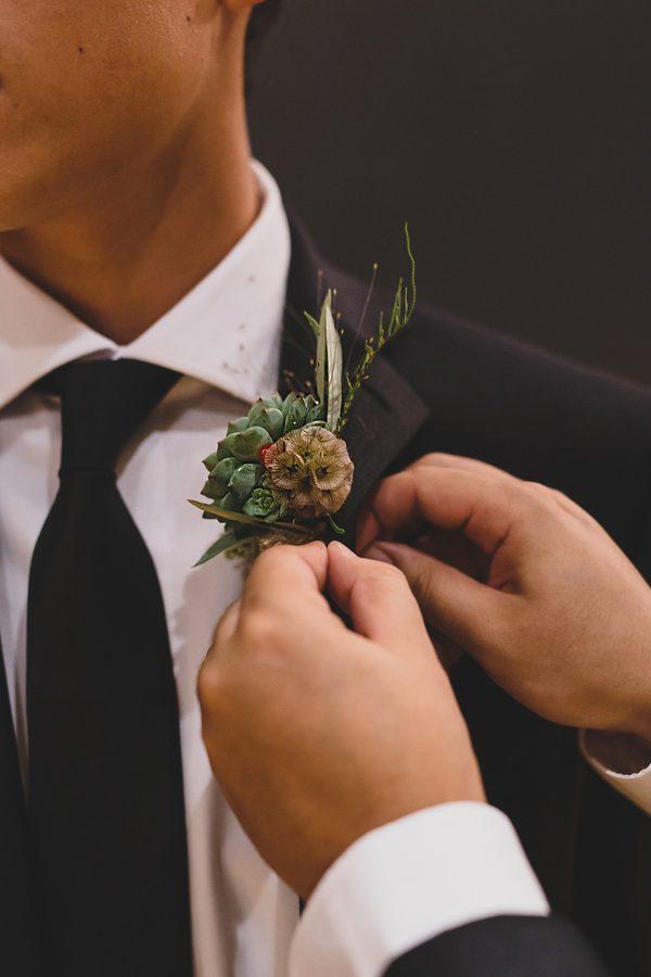 Real wedding: Courtney + Abe 3