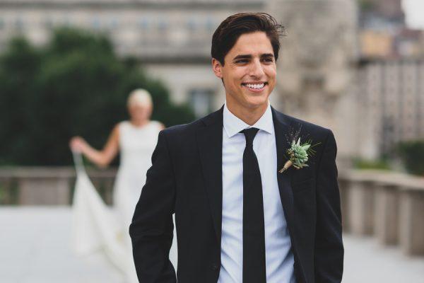 Real wedding: Courtney + Abe 6