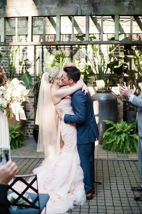 Real wedding: Jenna + John 10