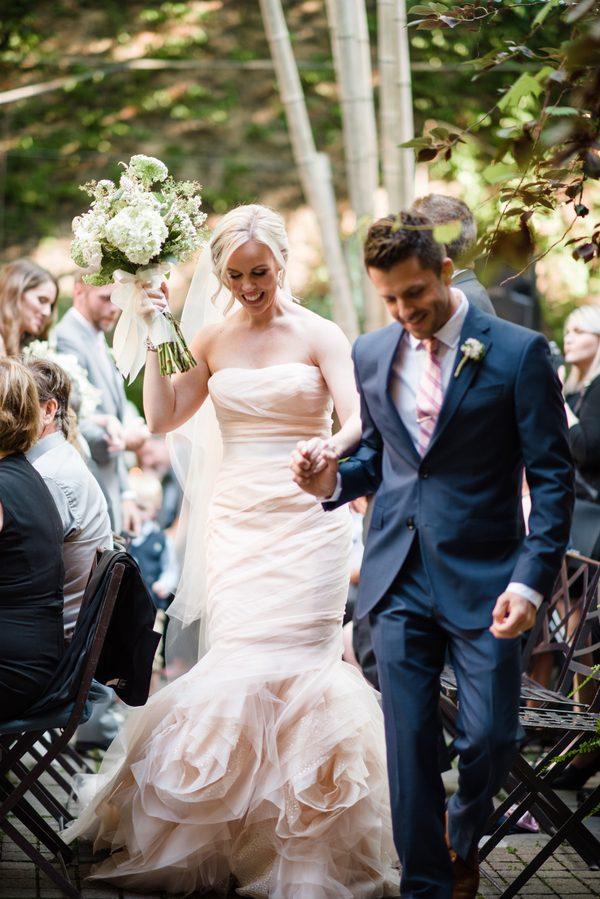 Real wedding: Jenna + John 11