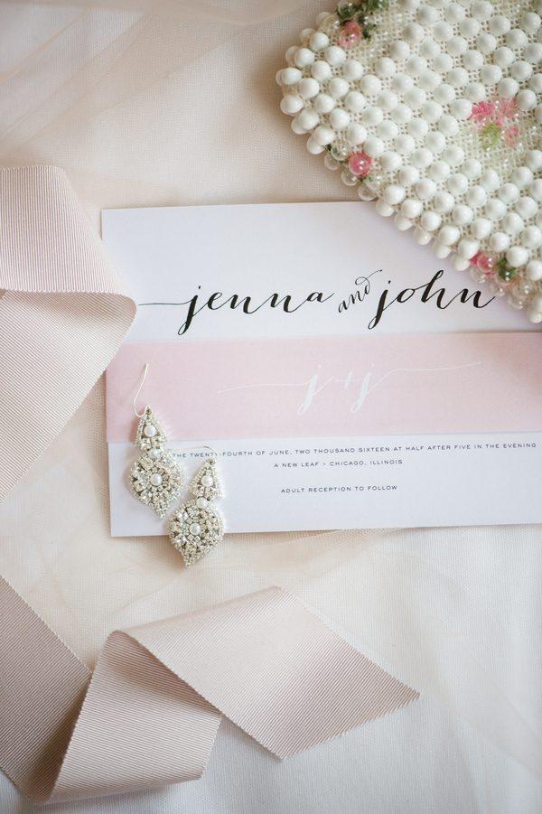Real wedding: Jenna + John 1