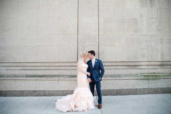 Real wedding: Jenna + John 7