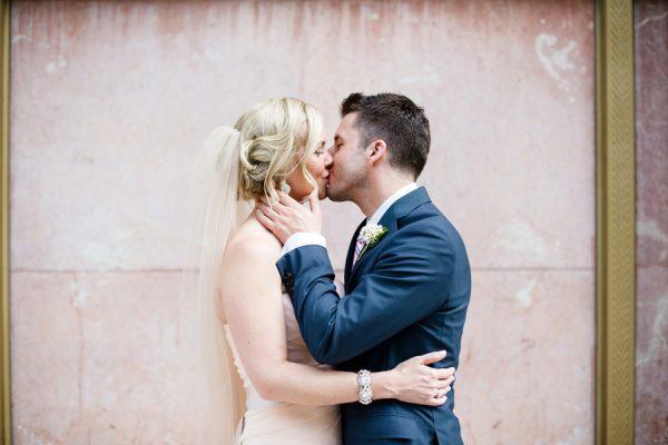 Real wedding: Jenna + John 8