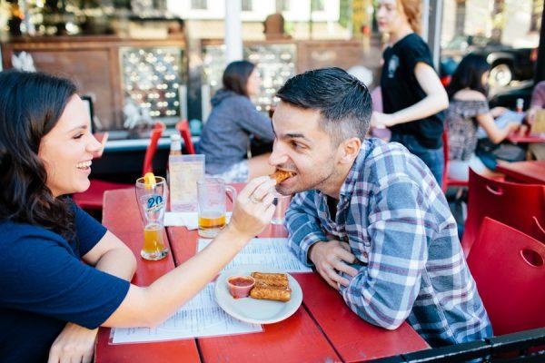 Engagement shoot: Fallon + Mike 3