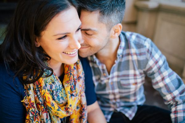Engagement shoot: Fallon + Mike 26