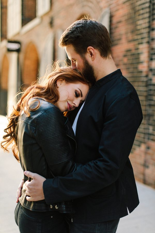 Engagement shoot: Sarah + DJ 9