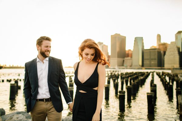 Engagement shoot: Sarah + DJ 12