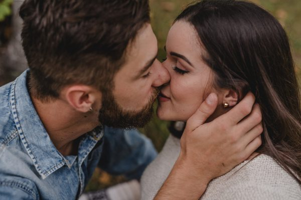 Engagement shoot: Anastasia + David 2