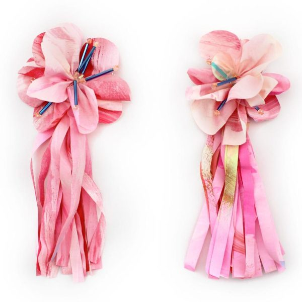 10 Bright + Bold Wedding Earrings 2
