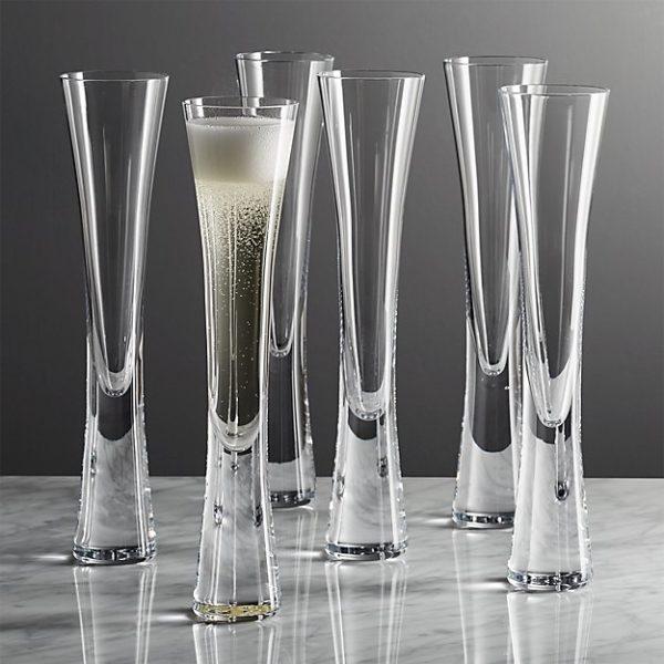 10 Modern Champagne Flutes 8