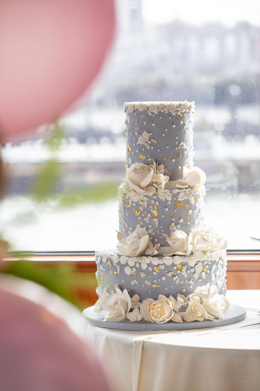 Modern Tropical Yacht Wedding Inspiration 16