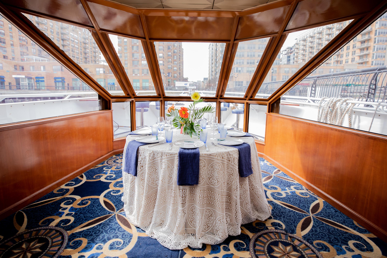 Modern Tropical Yacht Wedding Inspiration 8