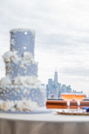 Modern Tropical NYC Yacht Wedding by Veronica Phogoraphy-9