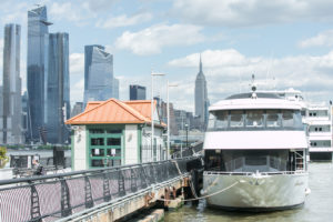 NYC Yacht Elopement