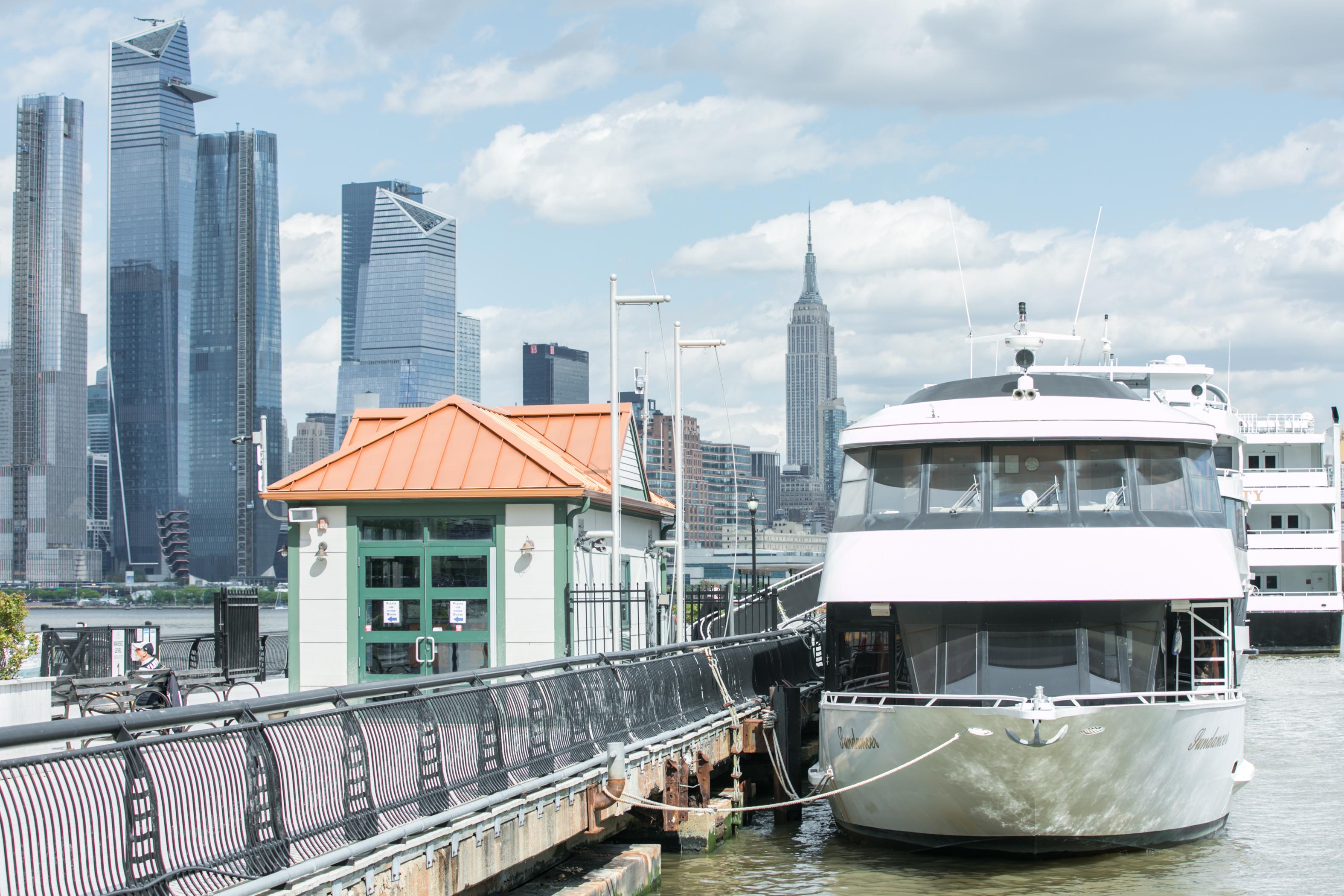 Modern Tropical Yacht Wedding Inspiration 1