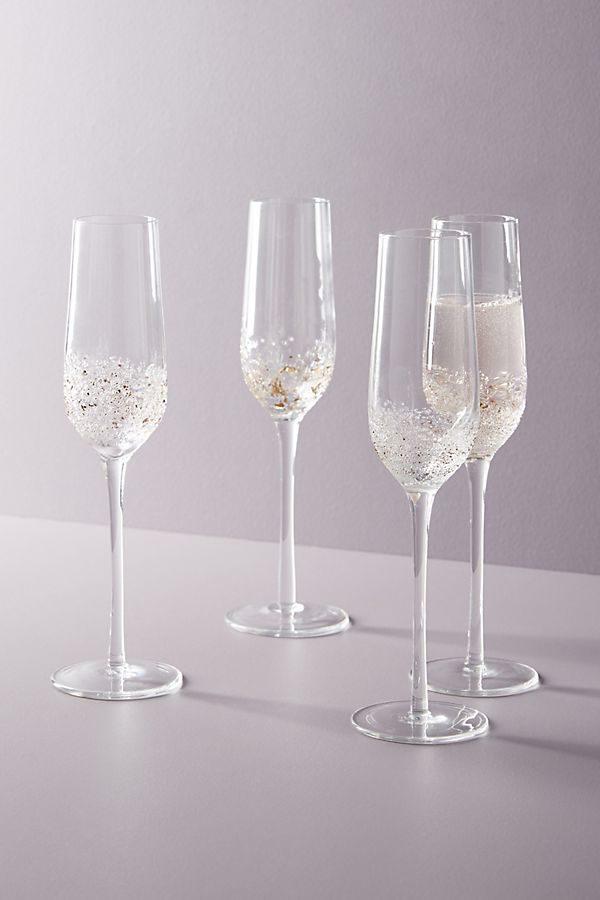 10 Modern Champagne Flutes 10