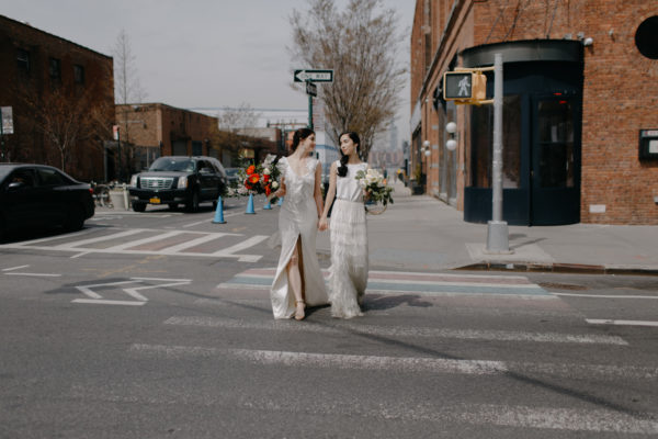 Modern Bridal Inspiration in Brooklyn 1