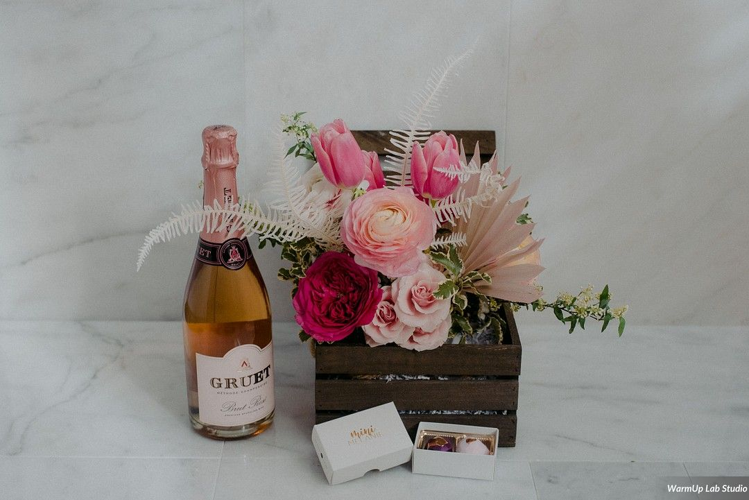 Galentine's Brunch Bridal Shower Inspiration 4