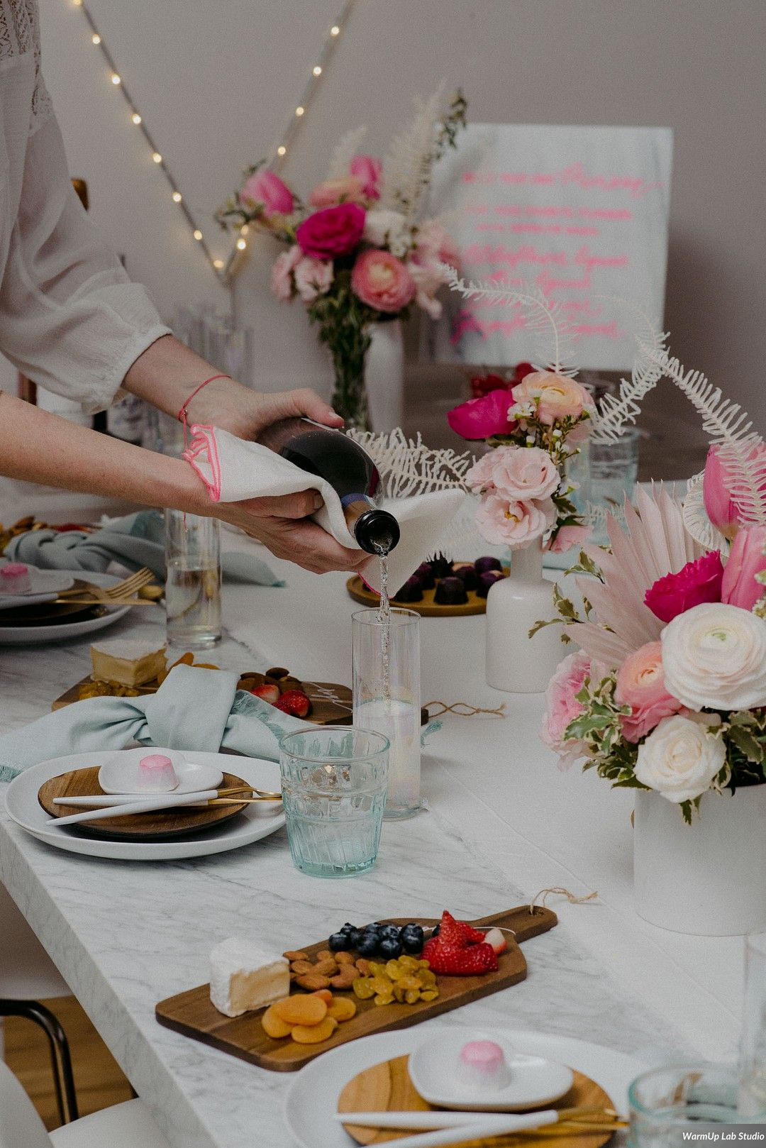 Galentine's Brunch Bridal Shower Inspiration 5