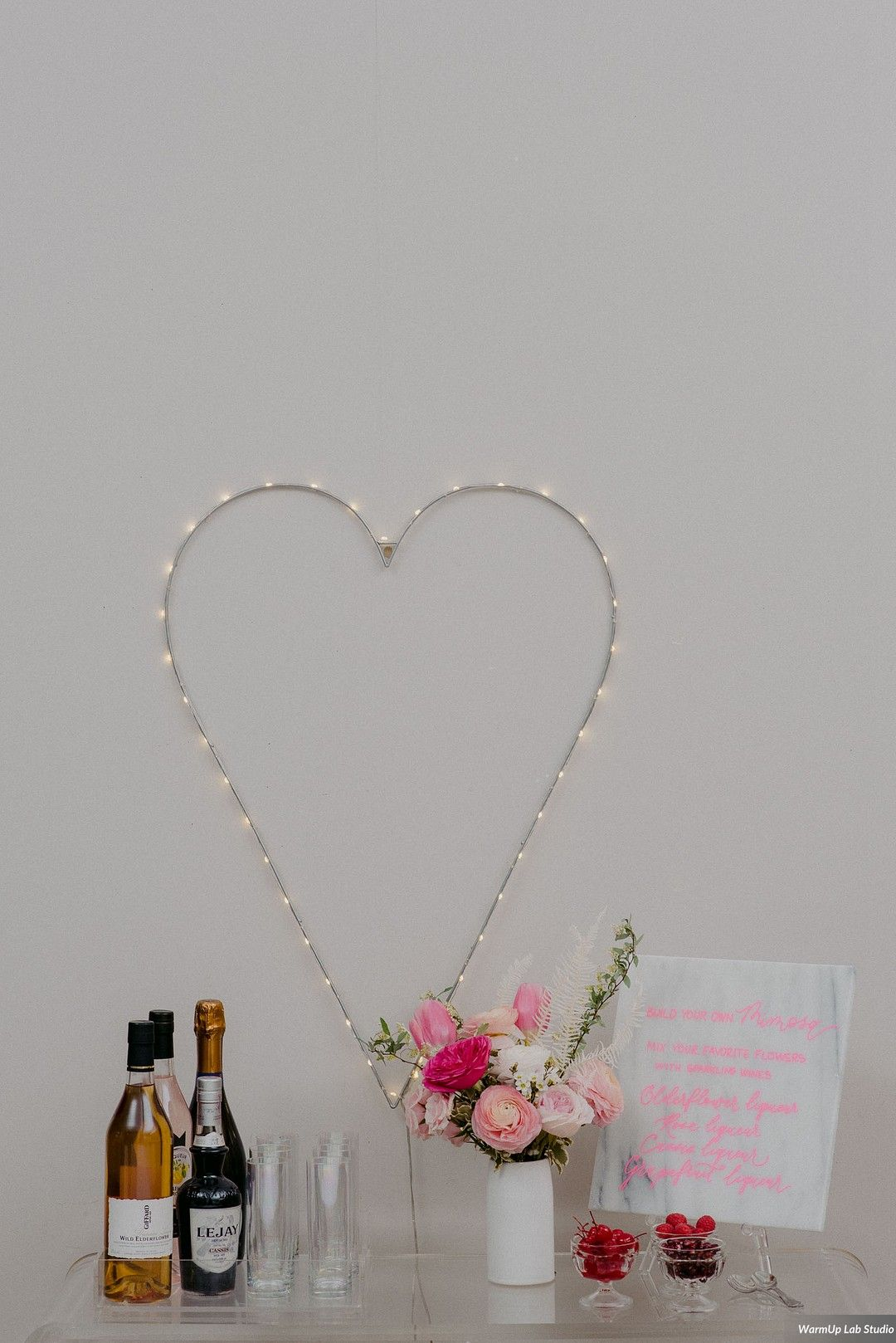 Galentine's Brunch Bridal Shower Inspiration 10