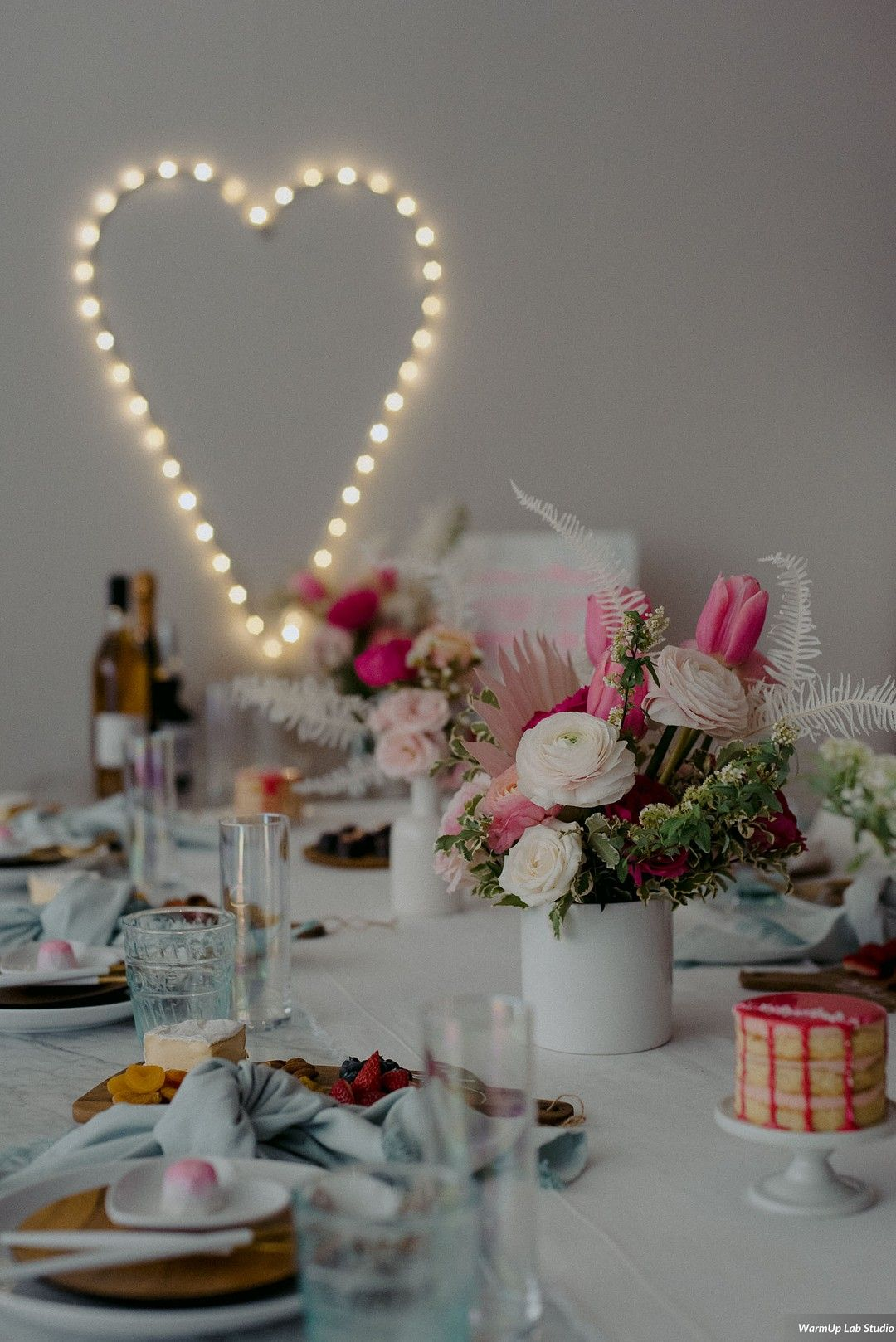Galentine's Brunch Bridal Shower Inspiration 6