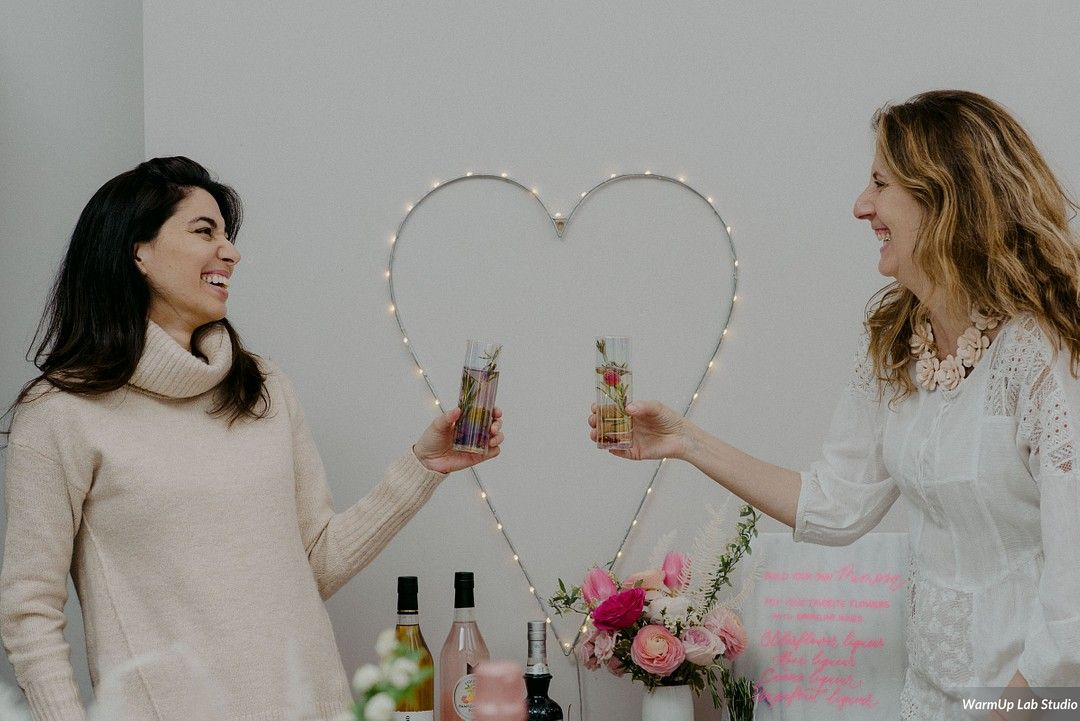 Galentine's Brunch Bridal Shower Inspiration 13