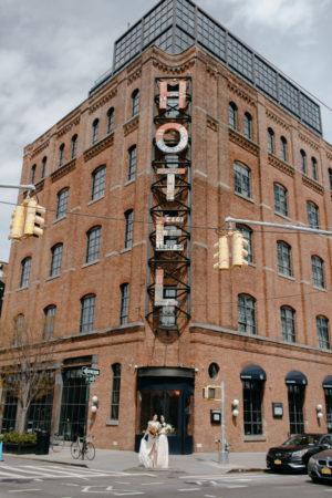 Wythe Hotel Shoot