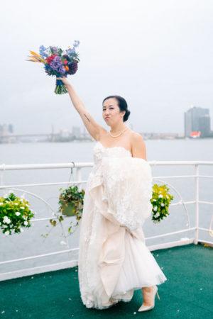 Modern NYC Bride
