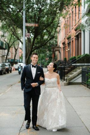 NYC Wedding Photo