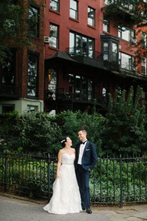 New York City Wedding Photos