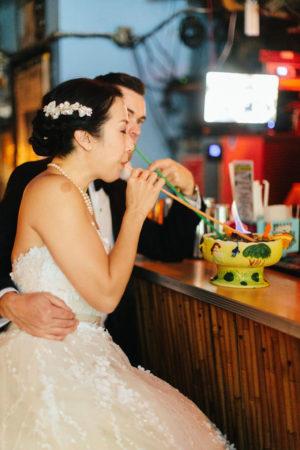 Wedding Tiki Bar Photo