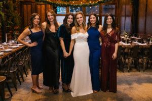 Modern Bridesmaids Jumpsuits