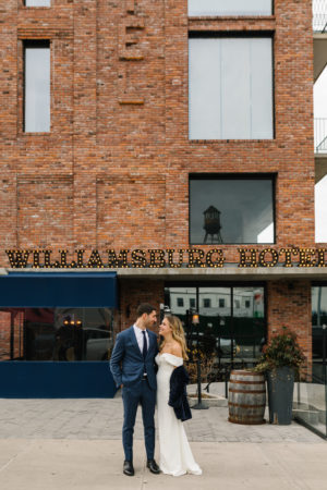 Williamsburg Hotel Wedding