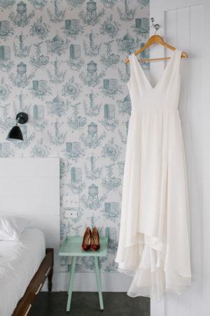 Casual Elegant Wedding Dress