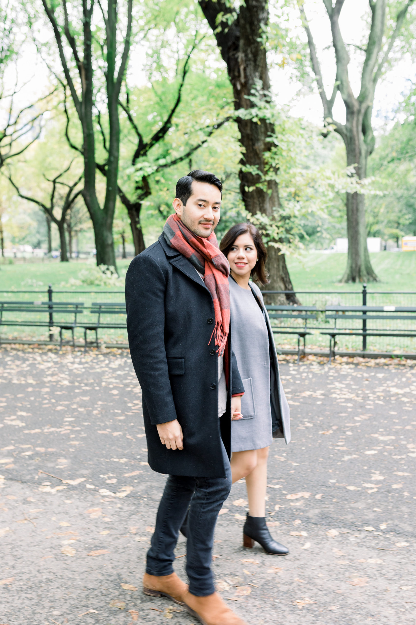 Cozy Central Park Proposal 3