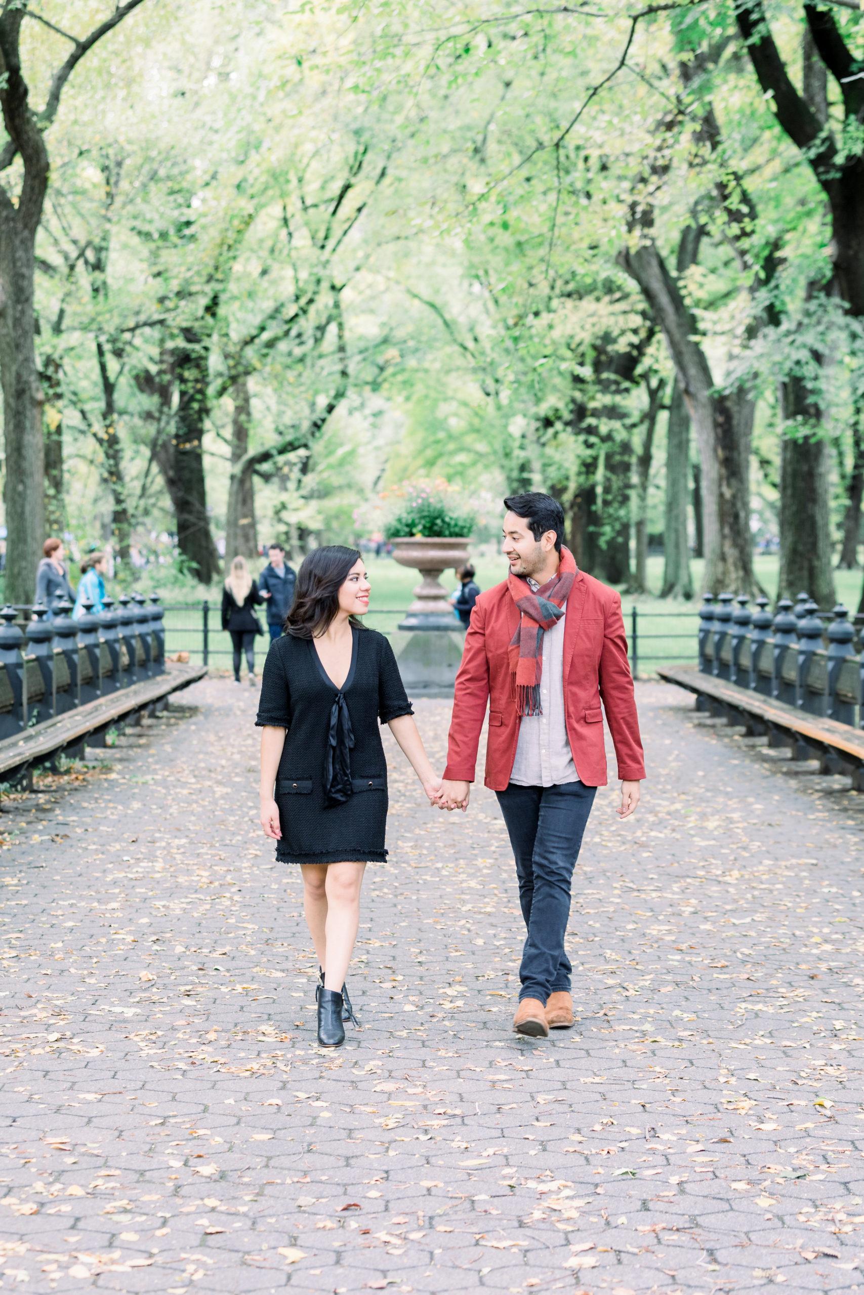 Cozy Central Park Proposal 4