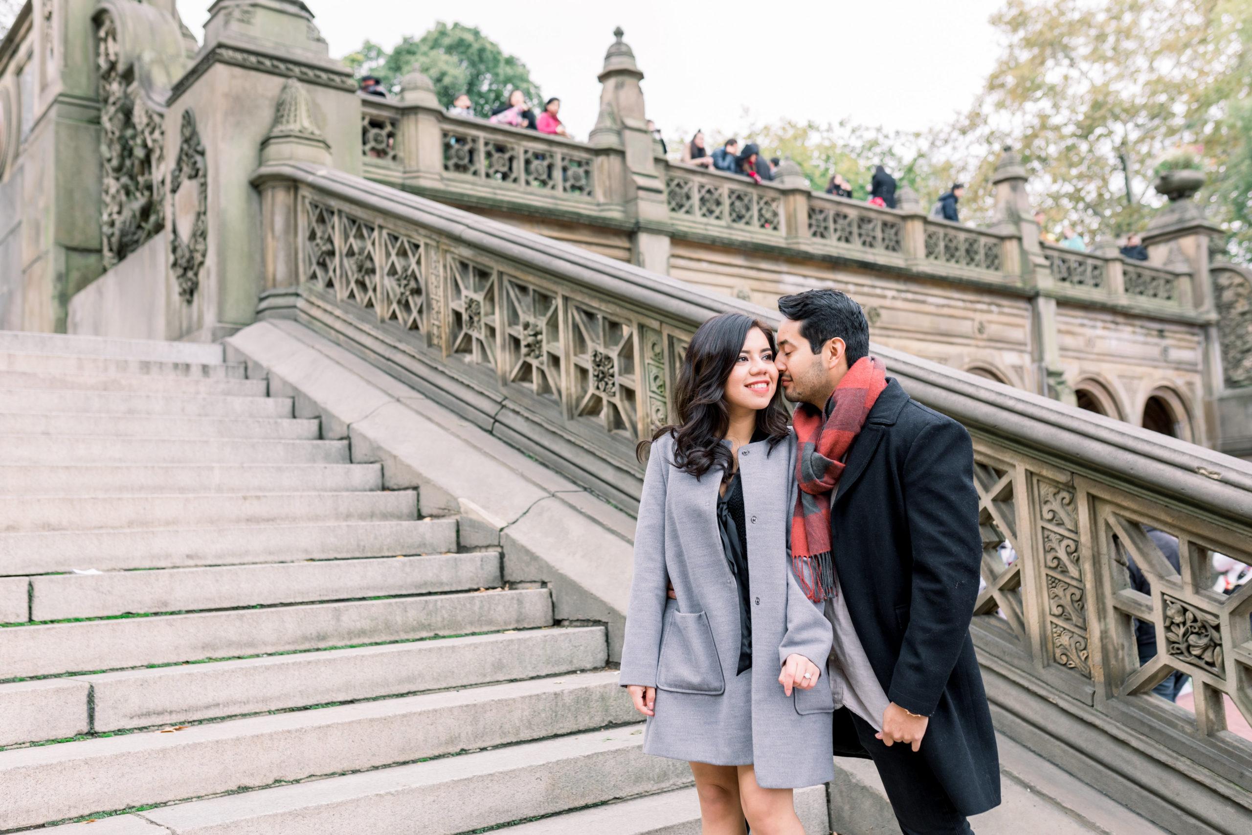 Cozy Central Park Proposal 14
