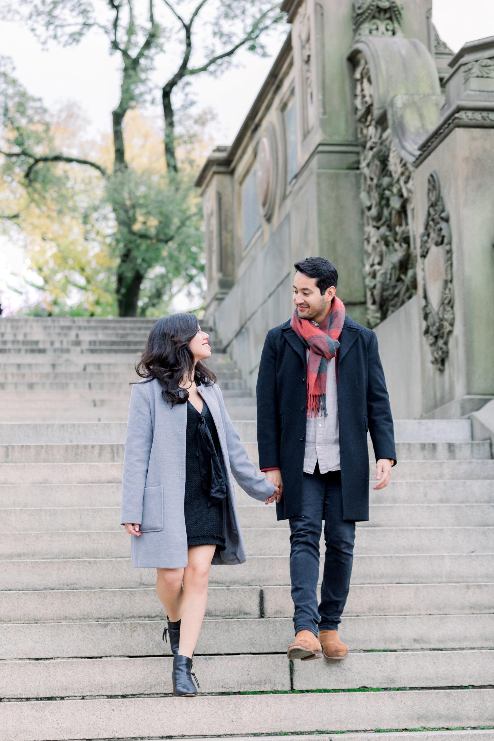 Cozy Central Park Proposal 12