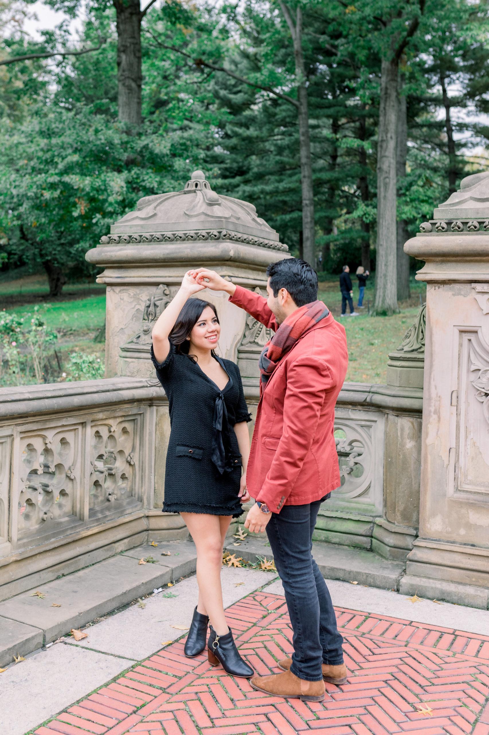 Cozy Central Park Proposal 10