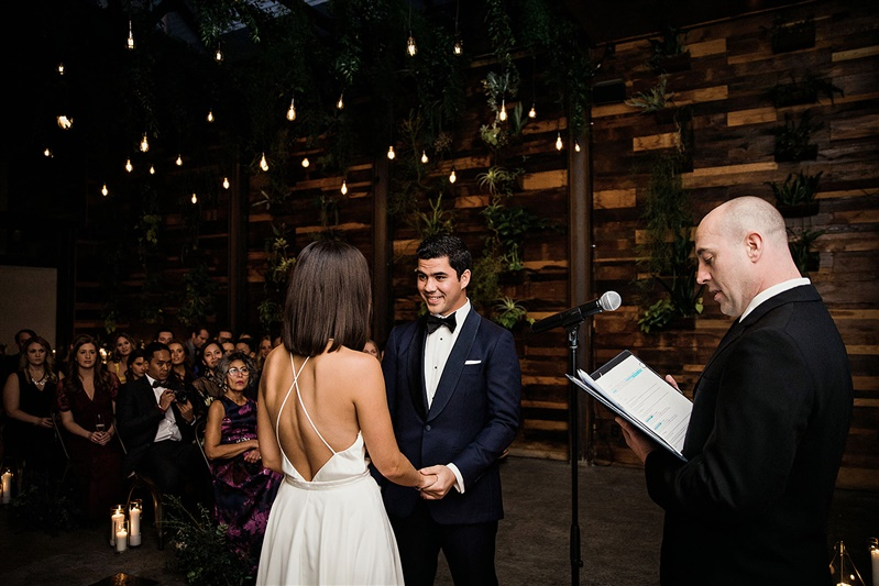 Candlelit Brooklyn Wedding 5