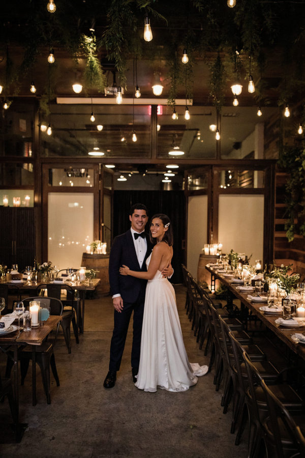 Candlelit Brooklyn Wedding 3