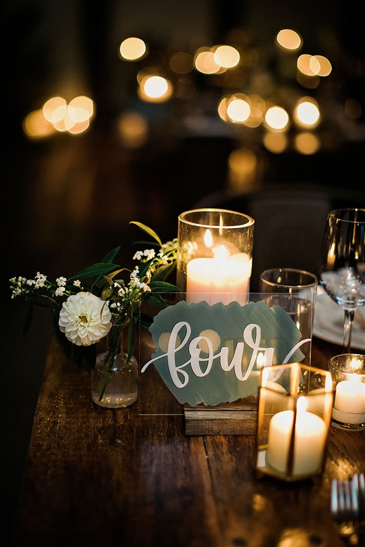 Candlelit Brooklyn Wedding 8