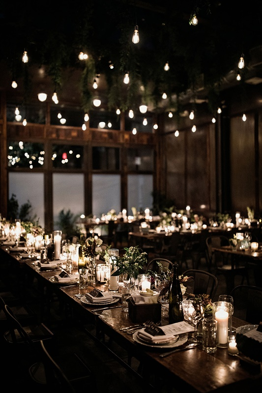 Candlelit Brooklyn Wedding 7