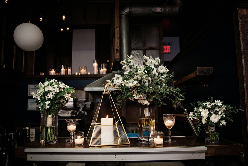 Candlelit Brooklyn Wedding 13